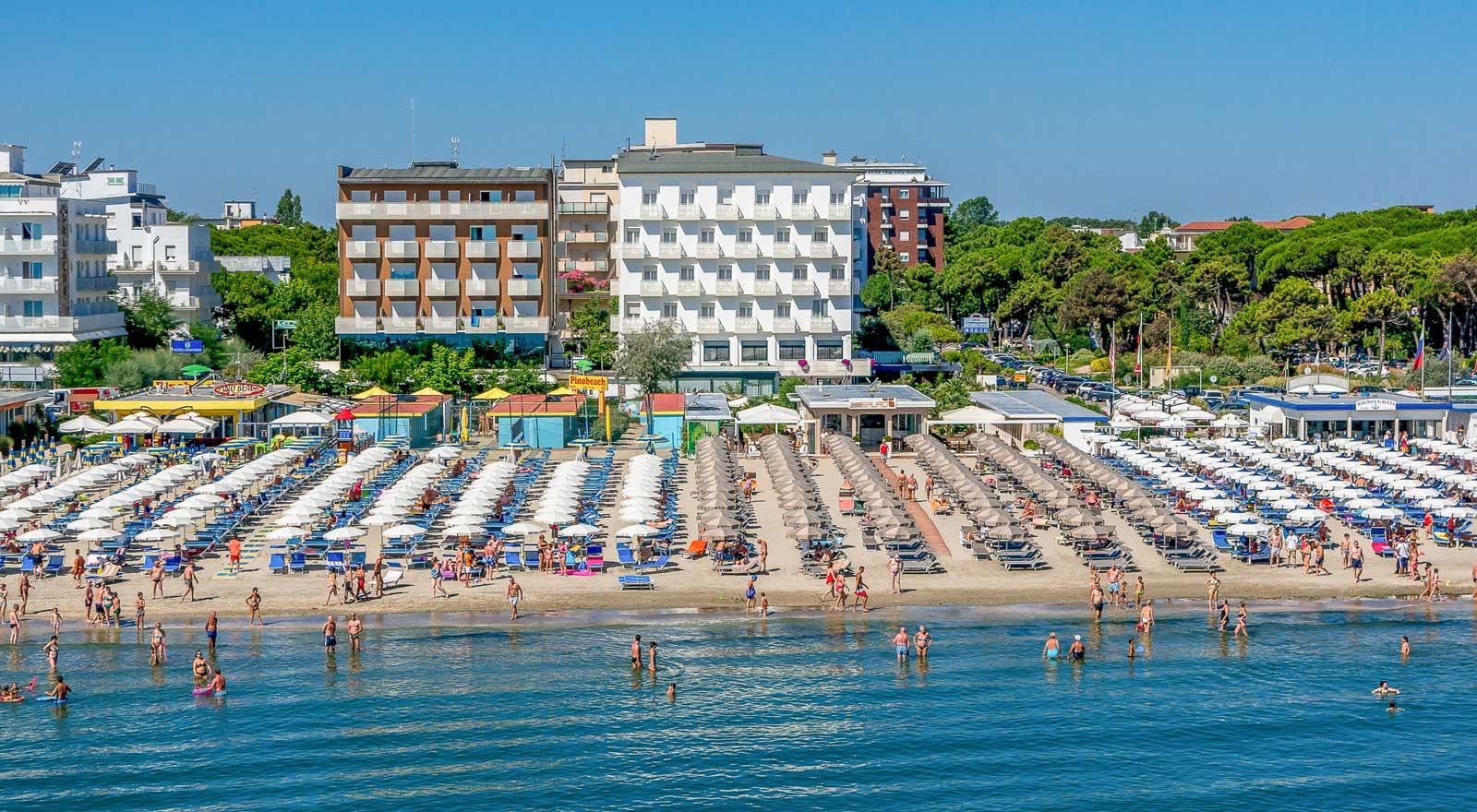 Hotel B&B Milano Marittima sul Mare, Vicino al Centro   Hotel Centrale